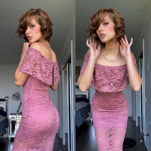 womens short haircuts 2021
