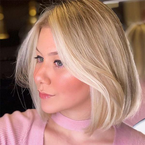 blonde cuts