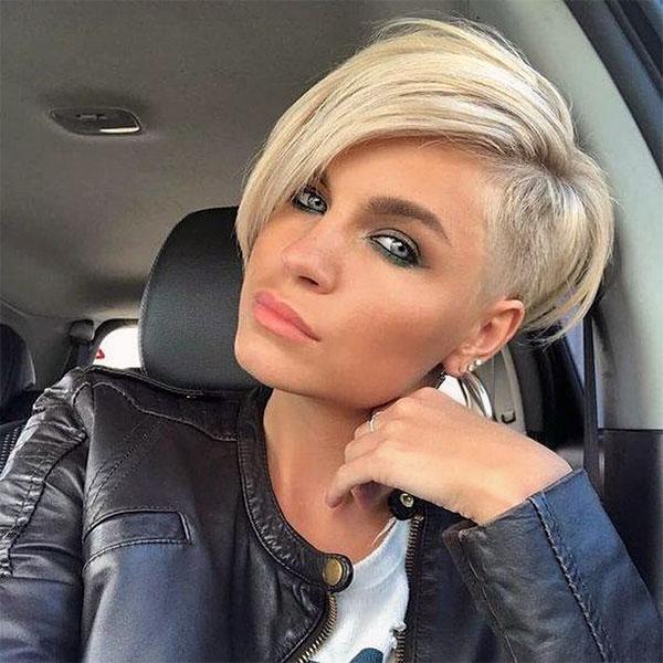 cut blonde