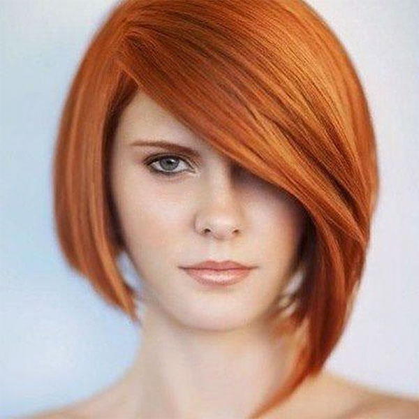 fall red hair color
