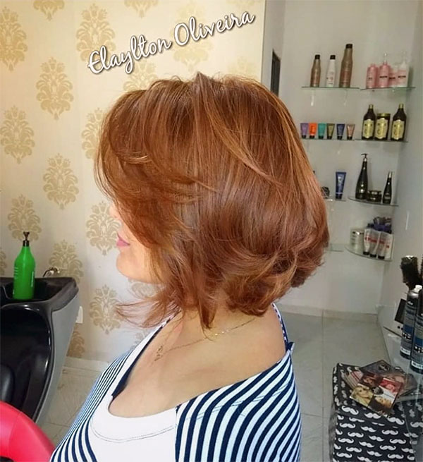 hair color with red