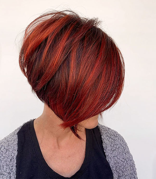 most beautiful red hair