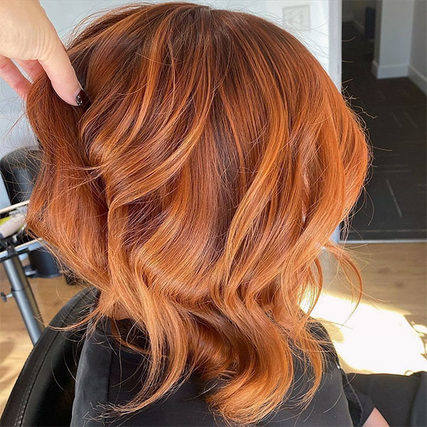 pictures of red hair