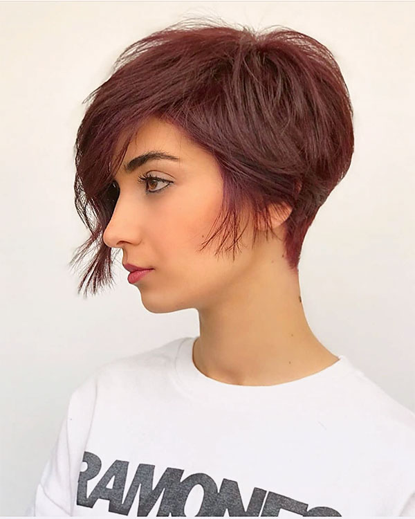 red hair color pics