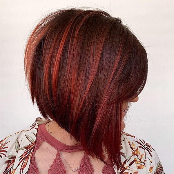 red hair hair