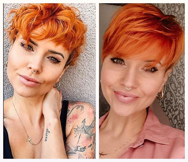 red hair photos
