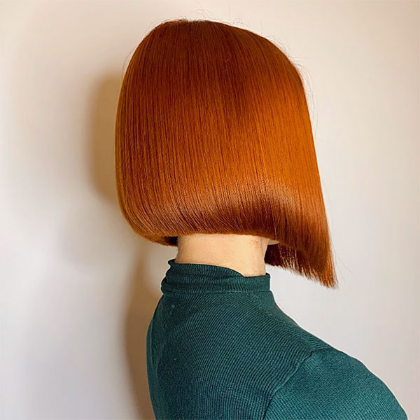 red haircut styles