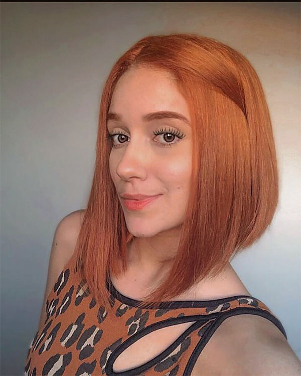 red hairstyle ideas