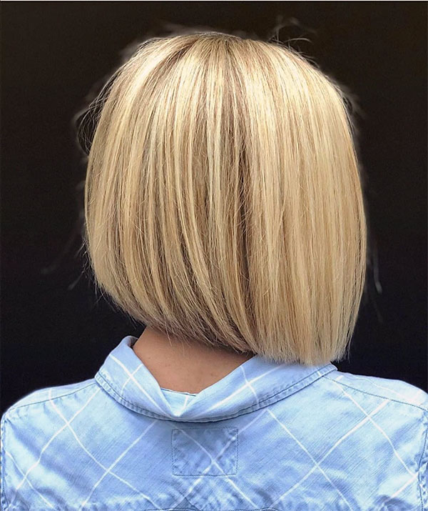 short blonde ladies hairstyles