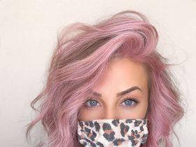 short pink haircuts