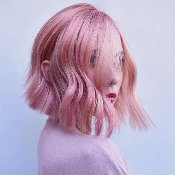 short pink pics