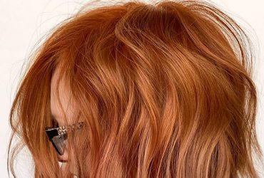 short red hair color