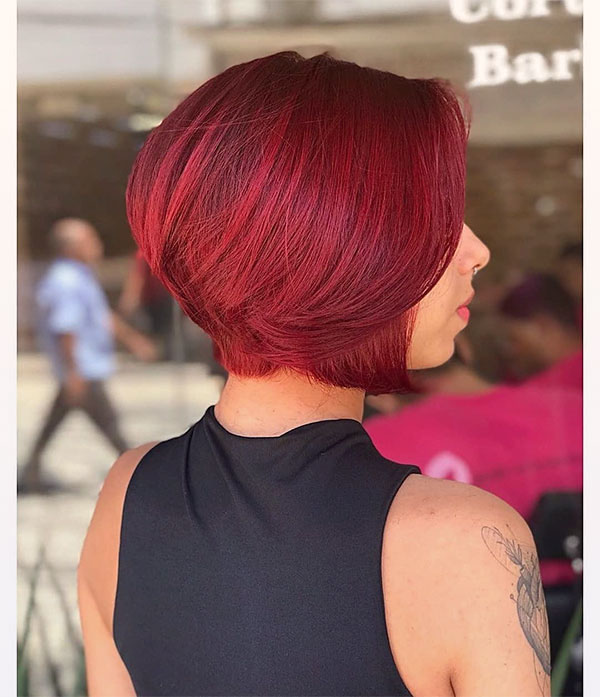 summer red hair