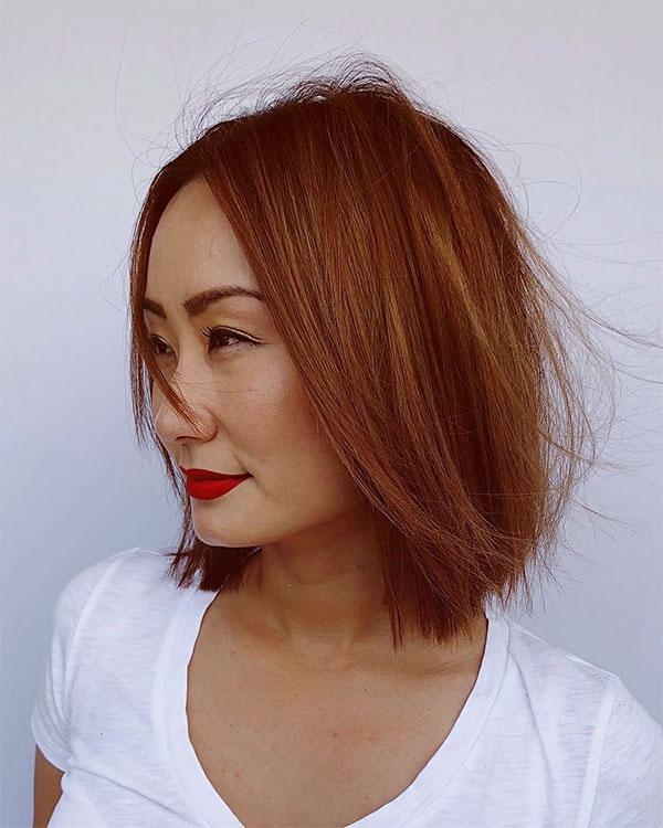 super red hair